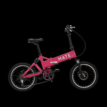MATE City - Shocking Pink